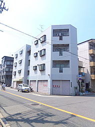 ファーストマンション[3階]の外観