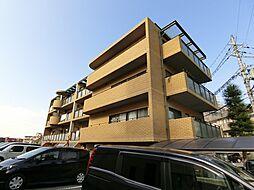 スプリングヒルズ[4階]の外観