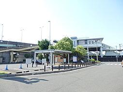 西岐阜駅まで徒歩約16分。(約1280m)