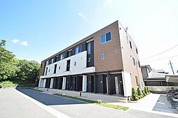 大阪府豊中市小曽根2丁目の賃貸アパートの外観