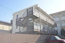 兵庫県姫路市片田町の賃貸マンションの外観