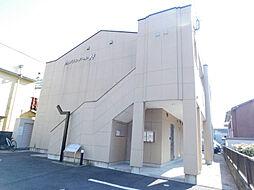 福岡県北九州市小倉北区中井4丁目の賃貸アパートの外観