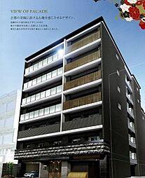 プレサンス京都二条 京華[305号室]の外観