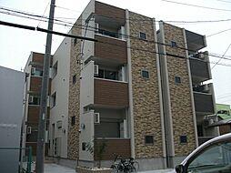 愛知県名古屋市北区生駒町3丁目の賃貸アパートの外観