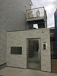 新築・ルーツ拾壱番館[1階]の外観
