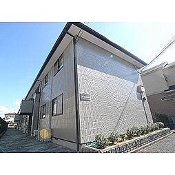 奈良県大和高田市曽大根1丁目の賃貸アパートの外観