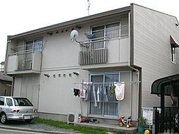 南海高野線 萩原天神駅 徒歩3分の賃貸アパート