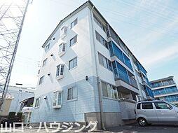 徳島県徳島市国府町和田字表の賃貸マンションの外観