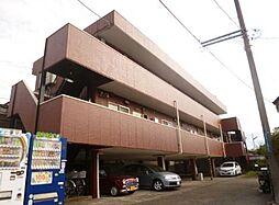 コーポ安井A[2階]の外観