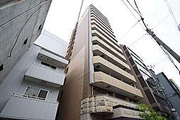 プレサンス心斎橋ラヴィ[9階]の外観