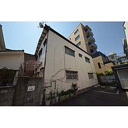 福岡県福岡市中央区赤坂2丁目の賃貸アパートの外観
