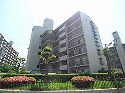 栄南団地 10号棟[4階]の外観