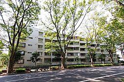 UR常盤平けやき通り住宅[1-107号室]の外観