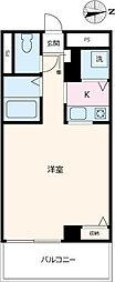 R3kawagoe[3F-B号室]の間取り