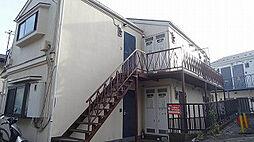 サウスヒルズ岡上B棟[3階]の外観