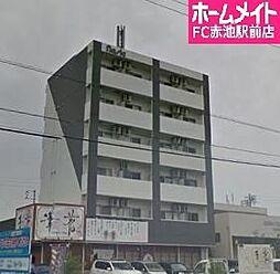 愛知県長久手市市が洞2丁目の賃貸マンションの外観