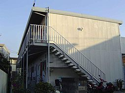 高橋ハイツ[1階]の外観