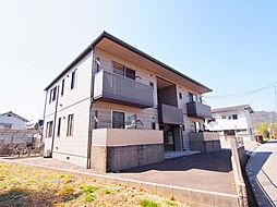 広島県安芸郡熊野町川角2の賃貸アパートの外観