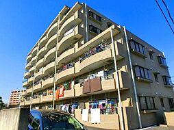 埼玉県さいたま市北区宮原町3丁目の賃貸マンションの外観