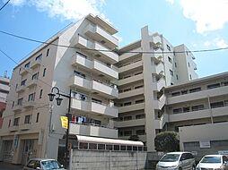 東京都小平市学園西町2丁目の賃貸マンションの外観
