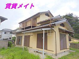 [一戸建] 三重県四日市市生桑町 の賃貸【/】の外観