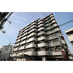 大阪府大阪市生野区鶴橋3丁目の賃貸マンションの外観