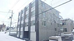 北海道札幌市東区北二十五条東14の賃貸マンションの外観