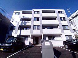北海道札幌市西区二十四軒三条5丁目の賃貸マンションの外観