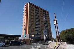 福岡県福津市若木台1丁目の賃貸マンションの外観