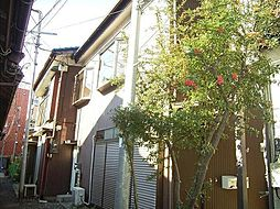 埼玉県さいたま市大宮区下町1丁目の賃貸アパートの外観