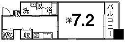 鉄砲町駅 4.8万円