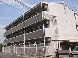 滋賀県草津市野村5丁目の賃貸マンションの外観