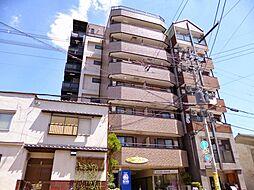 京都府京都市上京区一観音町の賃貸マンションの外観