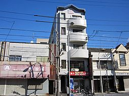 ホワイトハウス新栄[5階]の外観