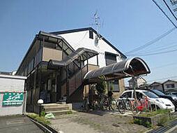 田辺ロイヤルハイツ[2階]の外観