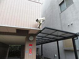 ドムスOgawaの防犯カメラ