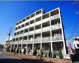 埼玉県越谷市千間台西3丁目の賃貸マンションの外観