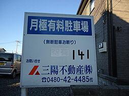 幸手駅 0.4万円