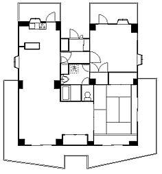 イル ドマーニ[3階]の間取り