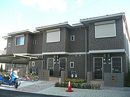 ソフィアA・B[2階]の外観