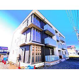 長野県長野市三本柳東3丁目の賃貸マンションの外観
