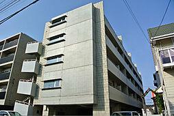 福岡県北九州市八幡西区八枝3丁目の賃貸マンションの外観