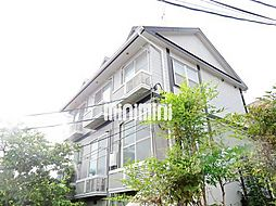 Hills higashiyama A[1階]の外観