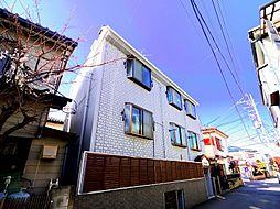東京都東村山市本町2丁目の賃貸マンションの外観