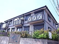 グリーンガーデン[1階]の外観