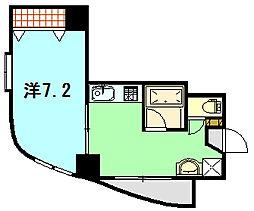 エムオーベント[5階]の外観