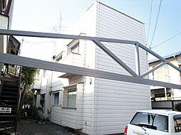 コーポ白樺[1階]の外観