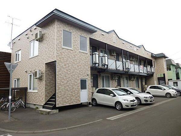 カンフォート藤 2階の賃貸【北海道 / 旭川市】