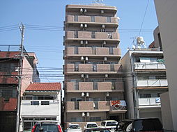 SKハイツ黒川[6階]の外観