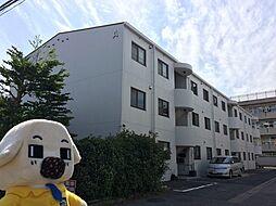 千葉県松戸市六高台5丁目の賃貸マンションの外観